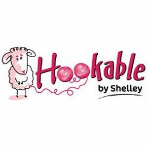 Hookable by Shelley logo