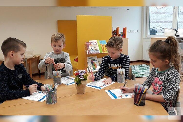Basisschool Helmgras gestart met 4e kleutergroep
