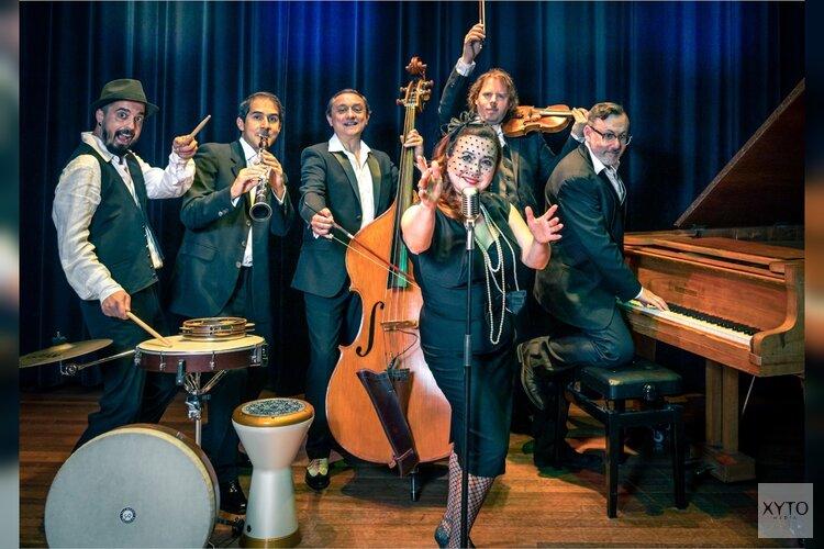 Muzikaal programma:'Cabaret Oriëntal' | Een mystieke én ondeugende belevenis!