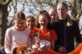 Finale crosscompetitie; een groots sportief spektakel op Camping Bakkum