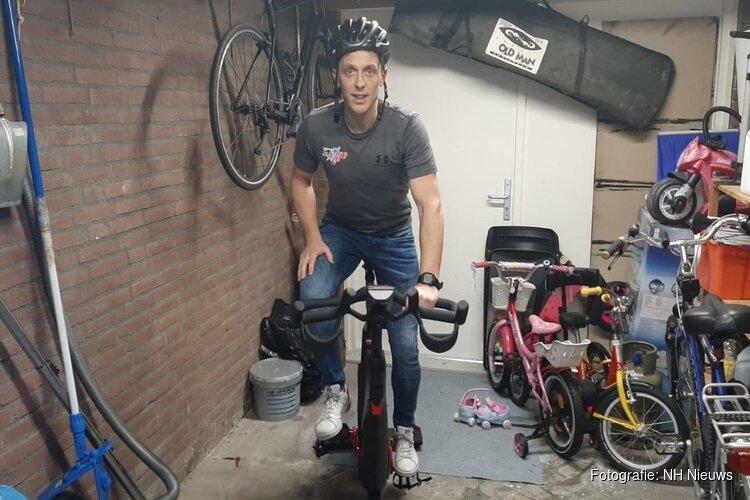 """Sportschool deelt zestig spinningfietsen uit: """"Sport is een stukje ontlading"""""""