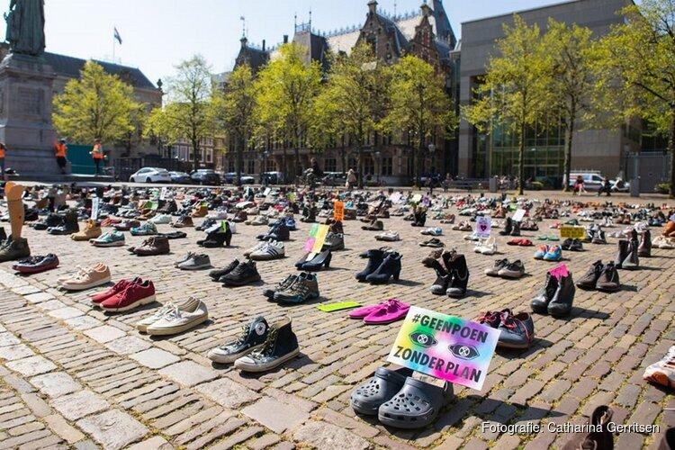 Gemeente Castricum verbiedt spookprotest Extinction Rebellion