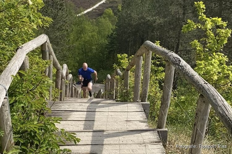 "Topsport Trias organiseert ""Battle Of The Stairs"""