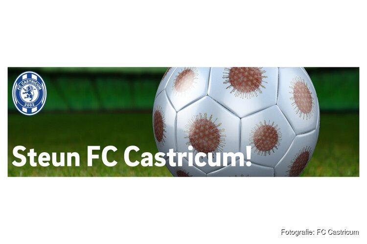 Steun FC Castricum via crowdfunding