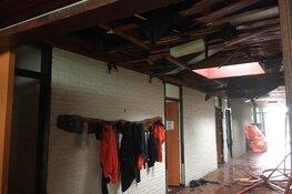 Jonge Castricummer (14) aangehouden na brand bij voetbalclub in Obdam