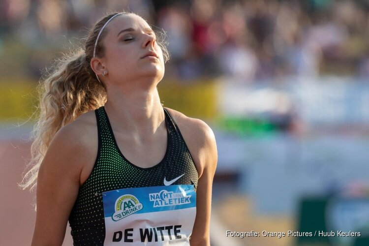 Laura de Witte opent seizoen met tweede plek in Papendal