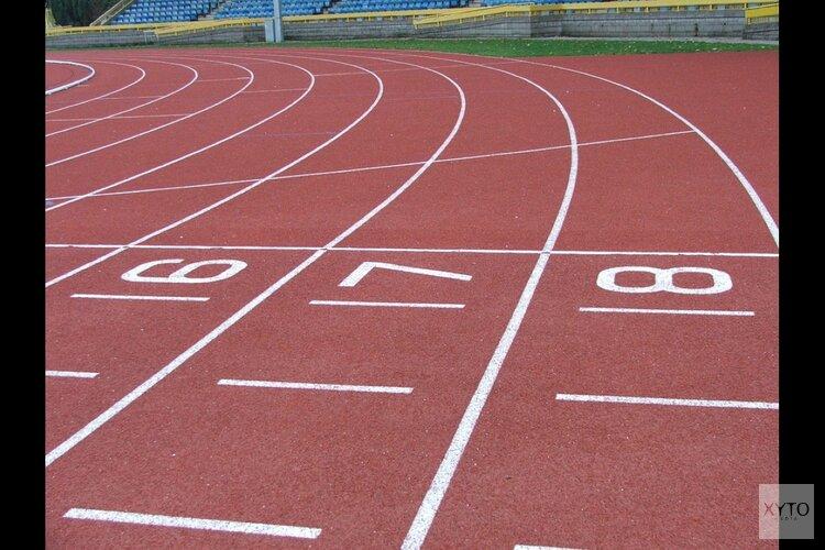 Roosien snel op de 200 meter