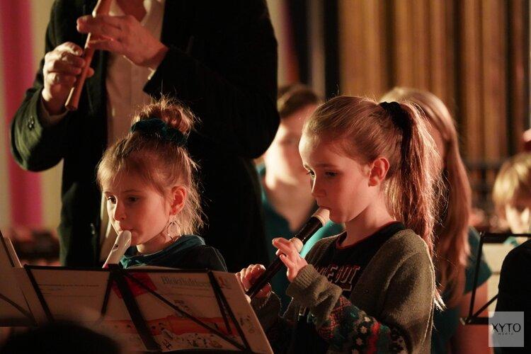 Muziek bij Emergo voor alle kinderen vanaf 5 jaar