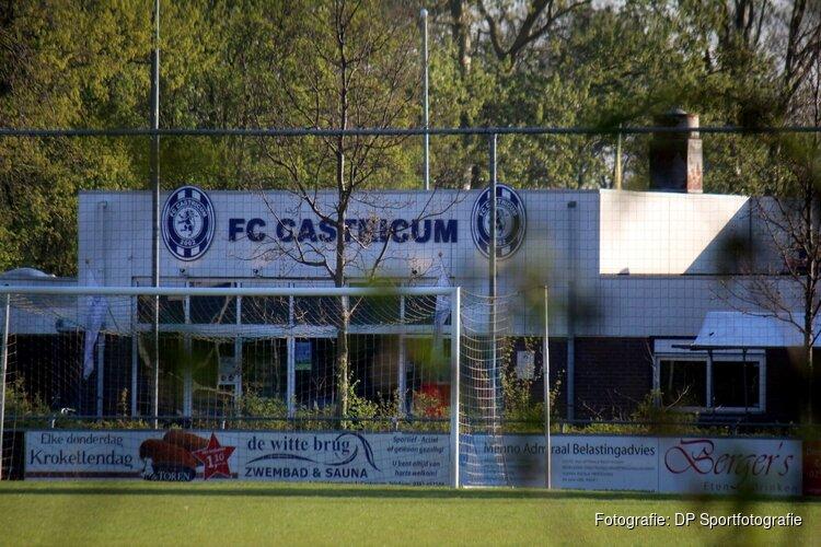 FC Castricum start met zege op Beverwijk