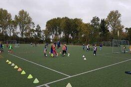Open dag voor pupillen bij FC Castricum