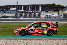 Twee podiumplaatsen voor Lorenzo van Riet tijdens Gamma Racing Days