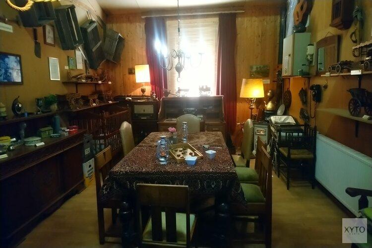 Huis ter Wijck opent historisch nostalgisch 50-er jaren kamertje, geschonken door het Strandvondstenmuseum