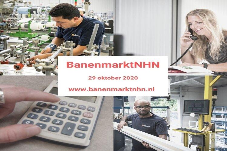Voor de eerste keer online banenmarkt op 29 oktober Op zoek naar werk? Grijp je kans!