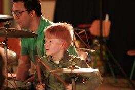 Emergo en Toonbeeld organiseren open les slagwerk voor jonge kinderen