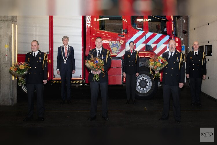 KO's voor Castricumse brandweermannen