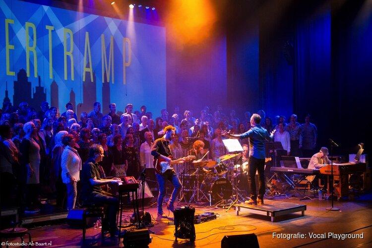 Vocal Playground op 28 januari met twee concerten in theater Cool