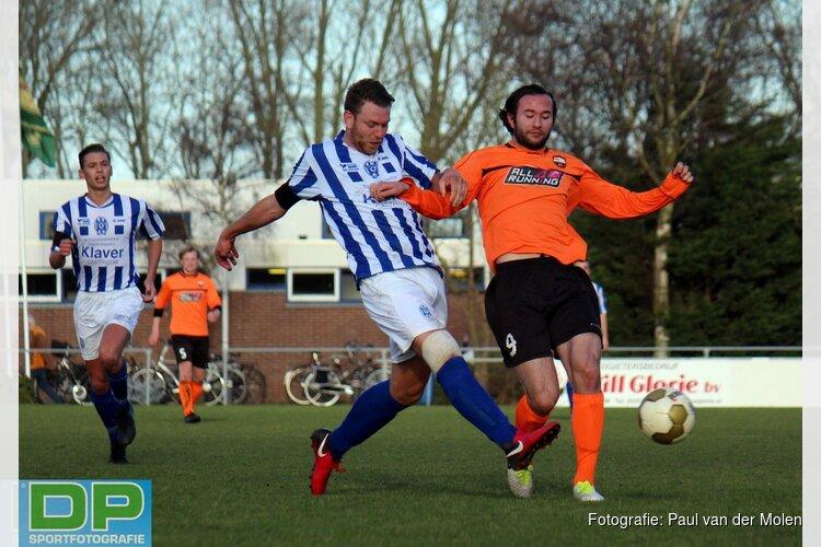 Weinig te genieten bij FC Castricum-Jong Holland (0-0)