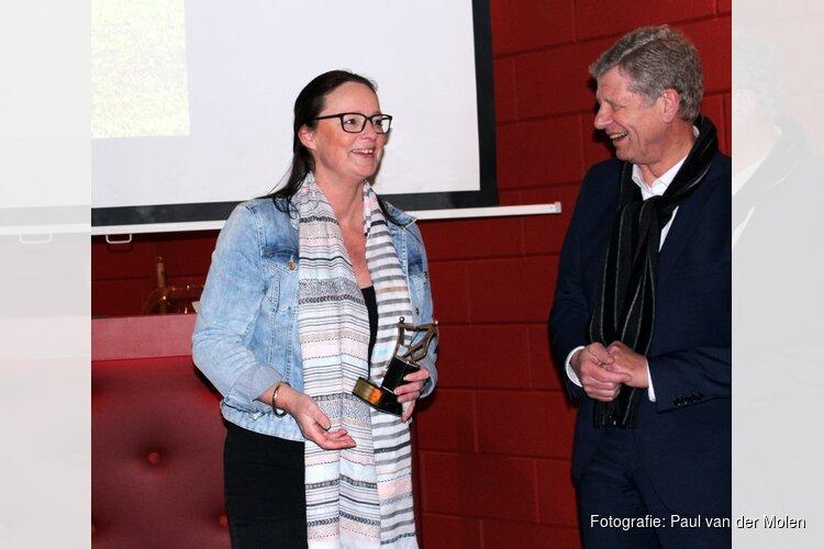 Sandy Klaver lid van verdienste, FC Castricum sportploeg van 2017