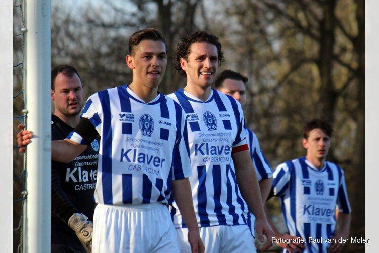 FC Castricum put hoop uit winst op HBOK