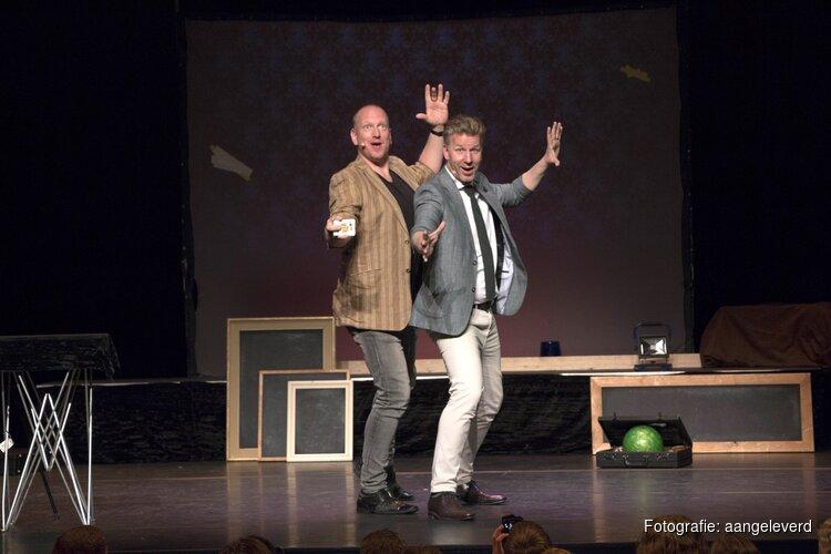 Waanzinnige show van podiumtovenaars Rob & Emiel