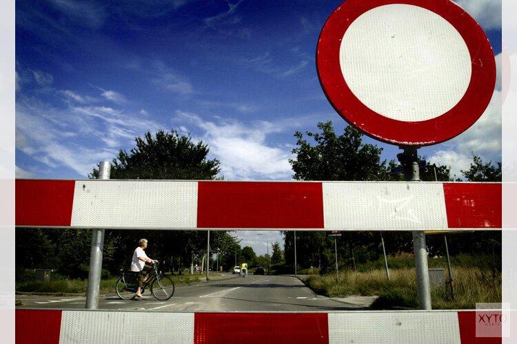 Nachtelijke werkzaamheden wegen rondom Alkmaar afgelast