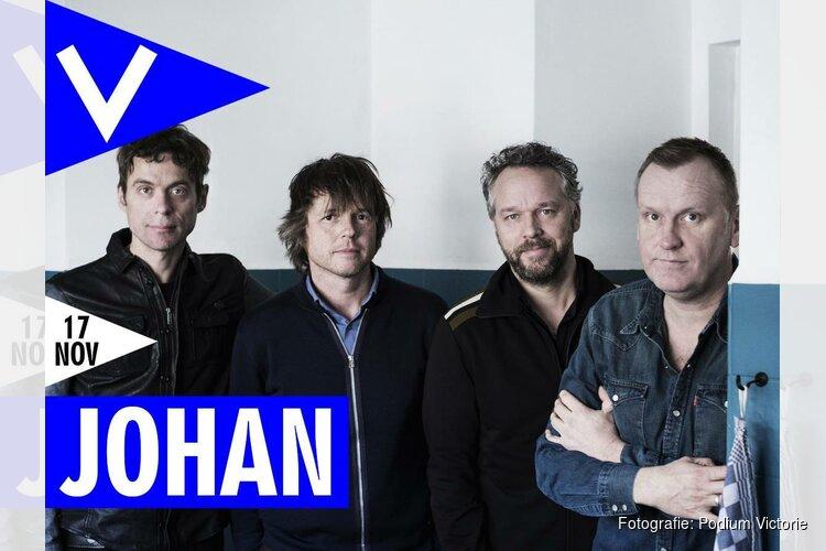 Podium Victorie haalt top-acts met Robert Cray Band en Johan