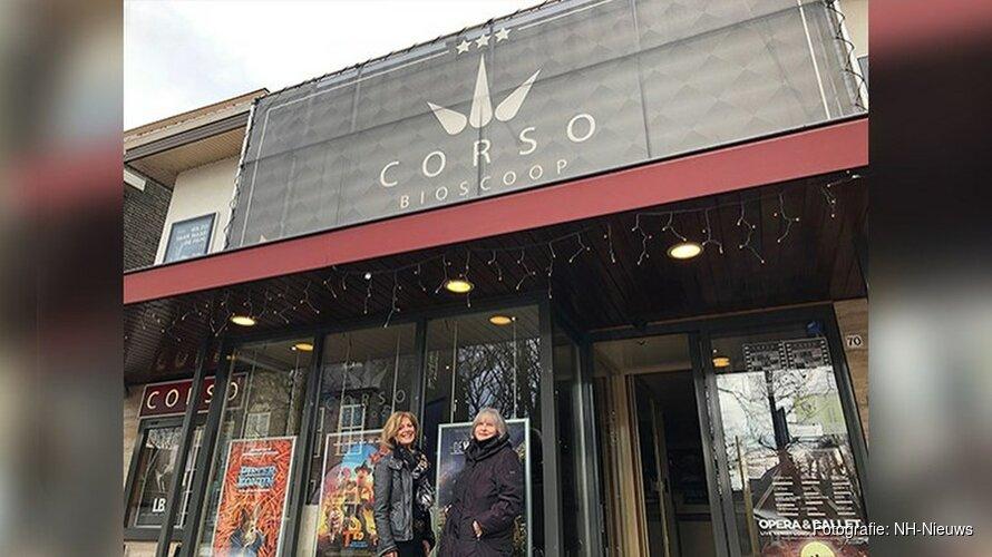 """Castricummers in actie voor behoud Corso: """"Eeuwig zonde als het filmtheater verdwijnt"""""""