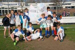Visser't Hooft winnaar Rabobank schoolvoetbaltoernooi