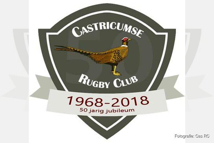 Zaterdag kick-off 50-jarig jubileum Cas RC