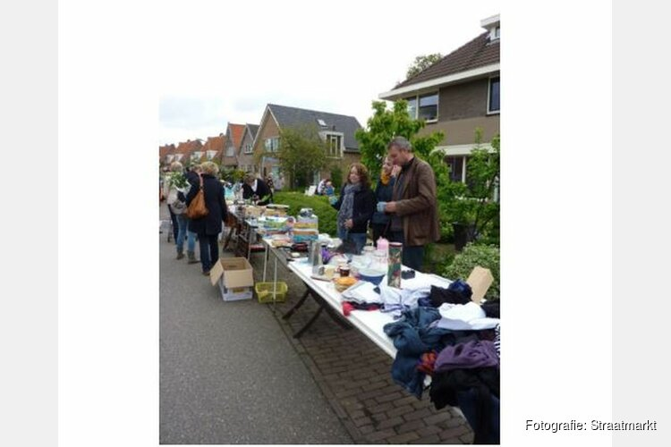 Traditionele rommelmarkt Heiloo