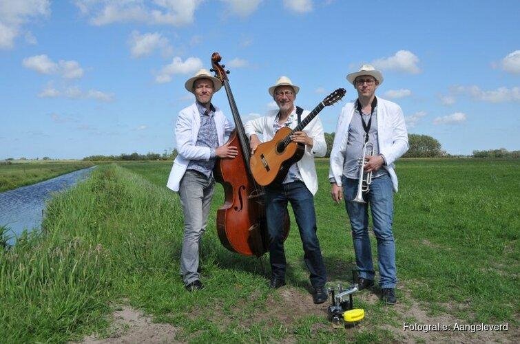 Trio Los Bandos en Maaike Huisinga in De Oude Keuken