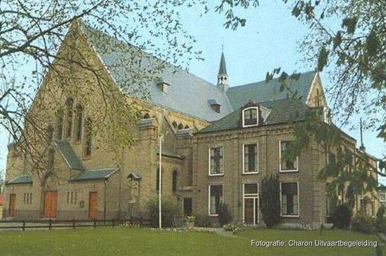 Open Dag nieuw rouwcentrum begraafplaats Bergen