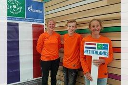 Lisa Stengs (12 jaar) uit Castricum naar het WK voetbal in Moskou!