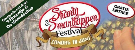 Zondag Shanty & Smartlappenfestival op Wilhelminaplein Akersloot