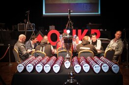 "Pokeraars strijden in finale om de titel ""Winnaar Open Nederlands Kampioenschap Poker 2018""."