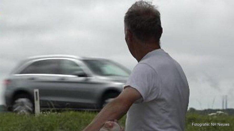 """Omwonenden geschokt door dodelijk ongeval: """"N203 is levensgevaarlijk"""""""