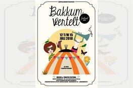 Bakkum Vertelt Festival begint morgen t/m 15 juli, het wordt weer een feestje!