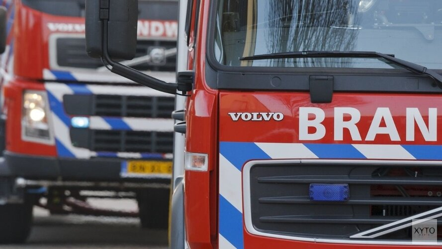 "Duinbrand houdt Noord-Hollanders wakker: ""Dacht dat m'n telefoon in brand stond"""