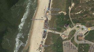 Nog onzekerheid over plannen rondom strandtenten in Castricum