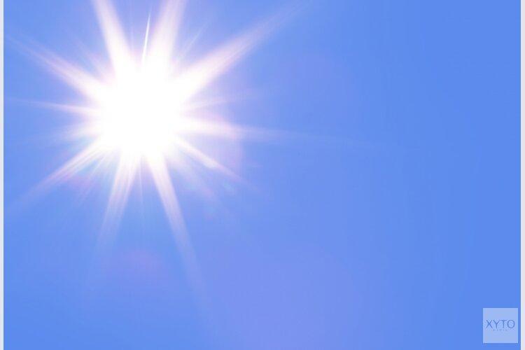 Vandaag (voorlopig) laatste tropische dag