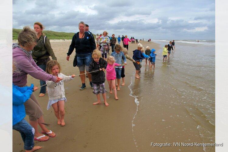Korren in Bergen Aan Zee: Op zoek naar de Pieterman