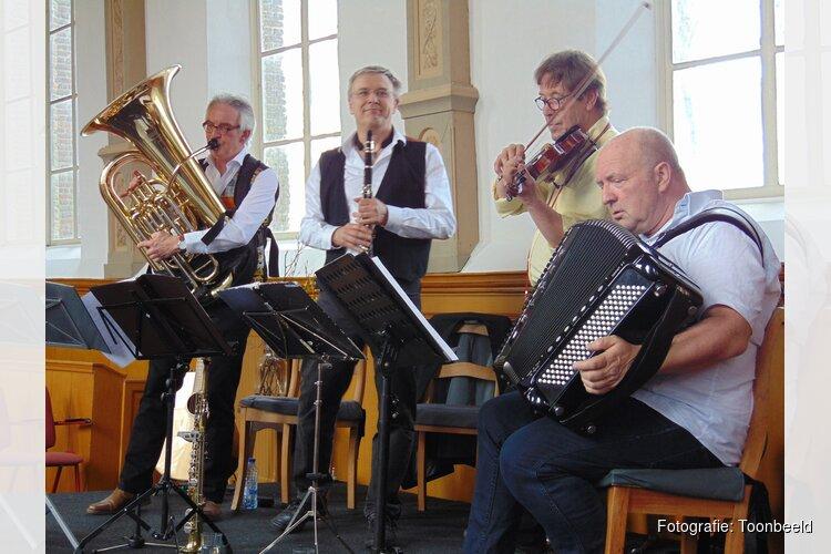 Concert Folq-World; een muzikale wereldreis