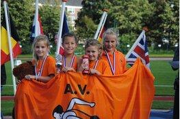 AVC pupillen bij Noord-Hollandse top!