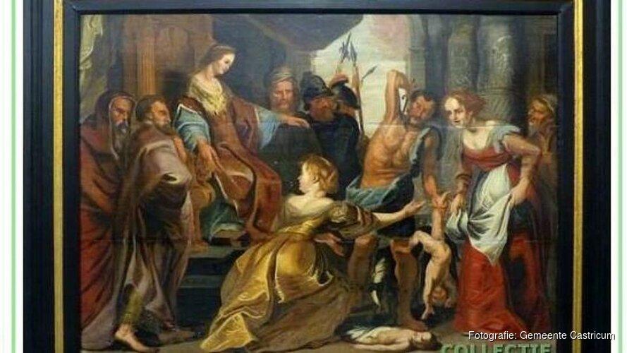 Salomons oordeel wordt gerestaureerd
