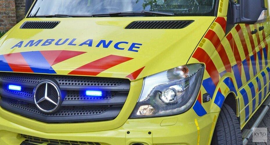 Twee gewonden bij ongeval A9 ter hoogte van Akersloot