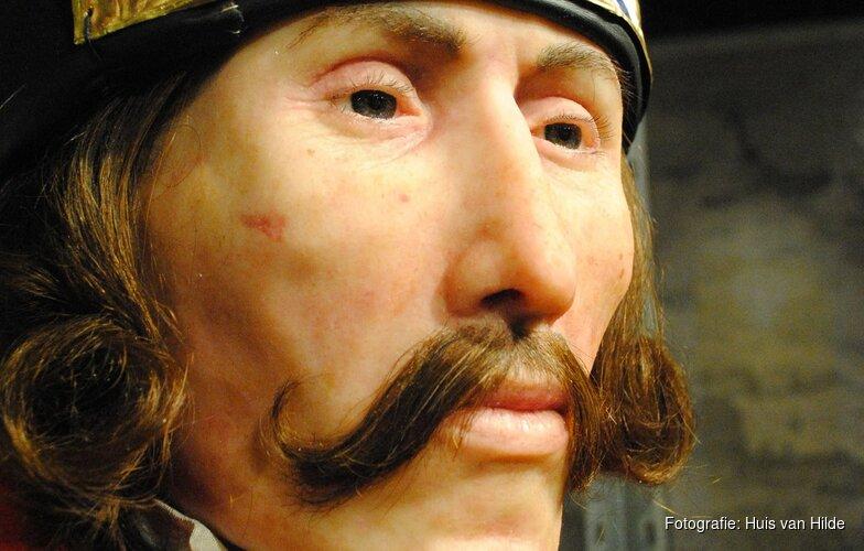 Gezicht Russische soldaat uit 1799 is onthuld