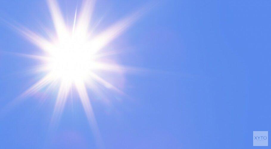 Goed weerbericht: ook volgende week nog nazomer