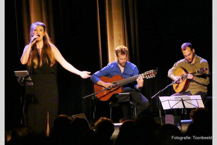 Concert Daisy Correia: Een uitzonderlijke fadozangeres