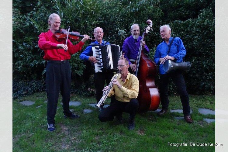 Balkanorkest Gaida in De Oude Keuken