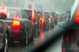 Ruim een uur vertraging op A9 richting Amstelveen na ongeluk